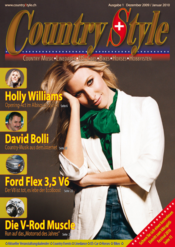 Country Style Cover 1