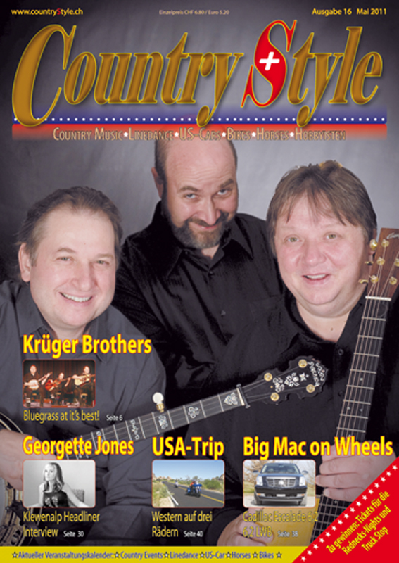 Country Style Cover 16