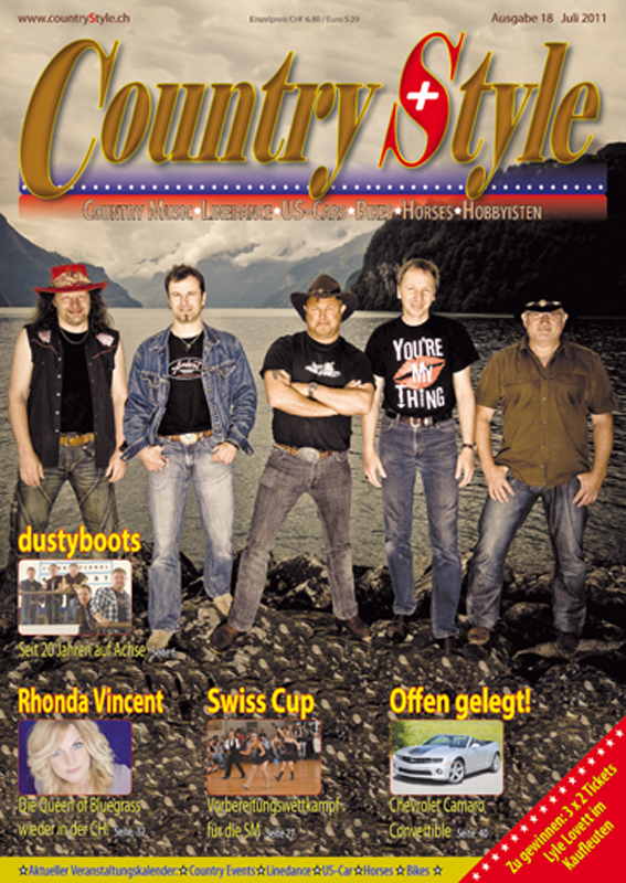 Country Style Cover 18