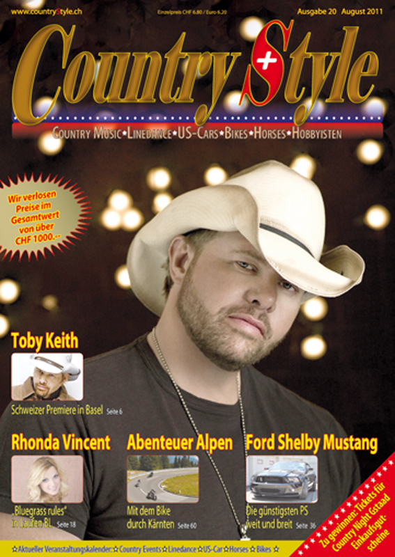 Country Style Cover 20