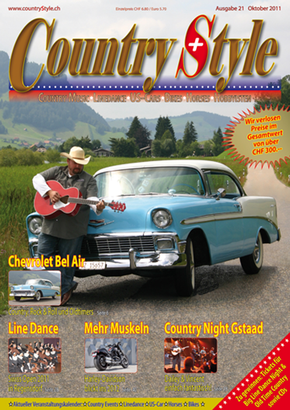 Country Style Cover 21