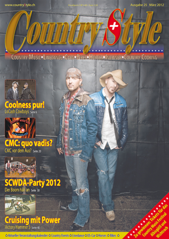 Country Style Cover 25