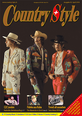 Country Style Cover 92